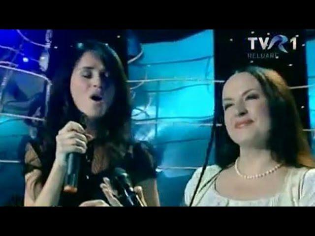 Maria Dragomiroiu şi Mădălina Manole - Potpuriu (@TVR1)