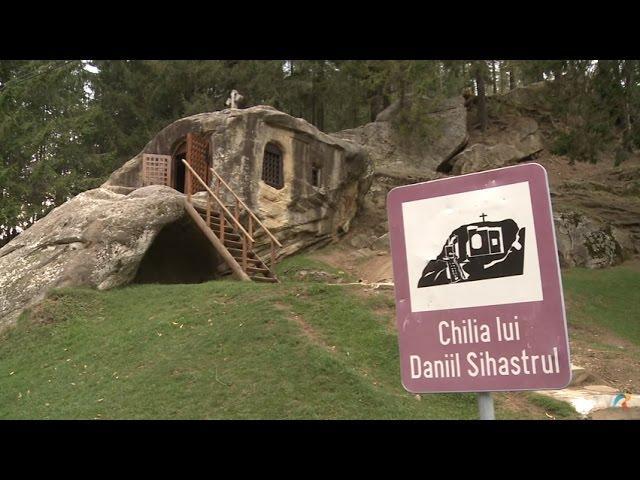 Chilia lui Daniil Sihastru, călugărul considerat sfânt încă din timpul vieţii