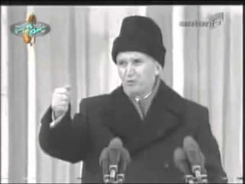 Marele adevăr pe care l-a spus Ceauşescu înainte de a fi asasinat