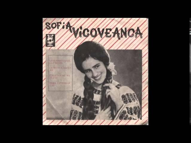 Sofia Vicoveanca - Când mergi bade la pădure (1969)