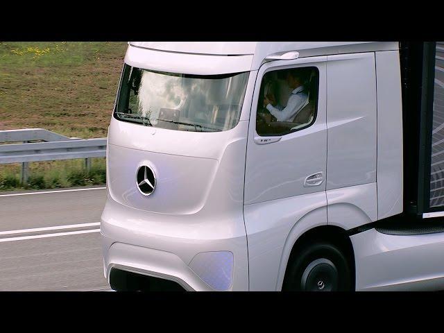 Camionul viitorului, Mercedes