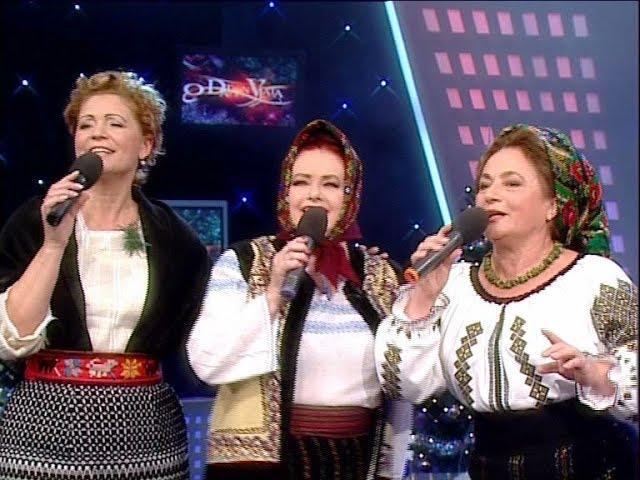 Stela Popescu, Laura Lavric şi Matilda Pascal Cojocăriţa