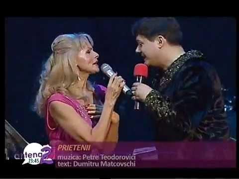 Anastasia Lazariuc şi Fuego – Prietenii