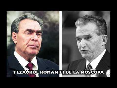 Tezauru României de la Moscova, o avere furată.