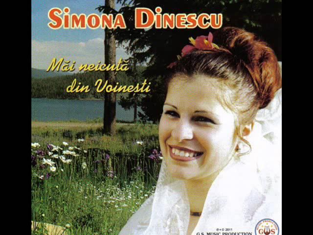 Simona Dinescu - Cântecul străinului
