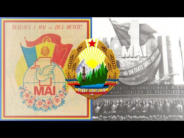 1 Mai Muncitoresc - Cântec patriotic