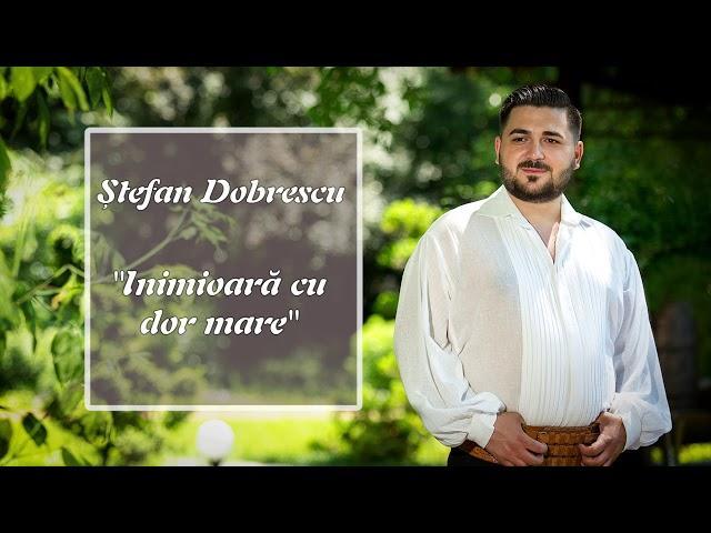 Ştefan Dobrescu - Inimioară cu dor mare