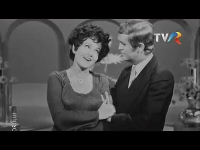 Stela Popescu şi Benone Sinulescu - Dă-mi, mândruţo, gura ta (Arhiva TVR)