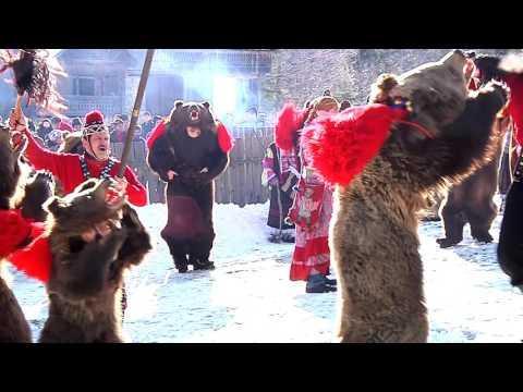 Ursul lui Gavrilă din Asau, jud. Bacău