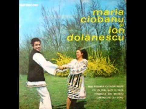 Ion Dolănescu şi Maria Ciobanu - Prin pădurea cu flori multe