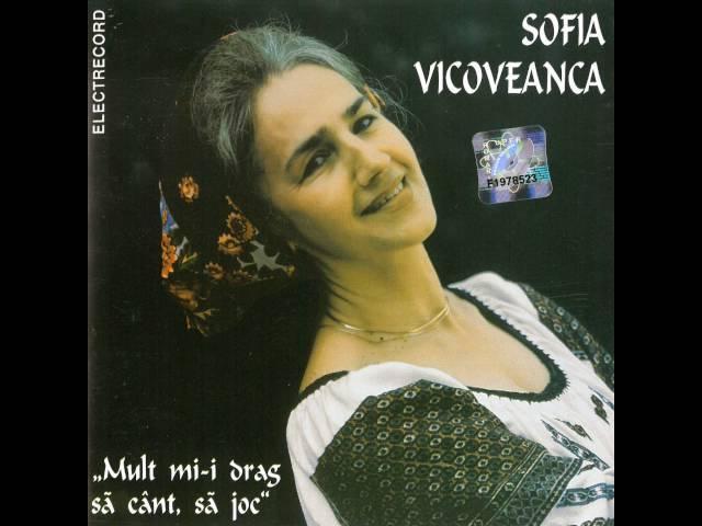 Cântec de leagăn - Sofia Vicoveanca