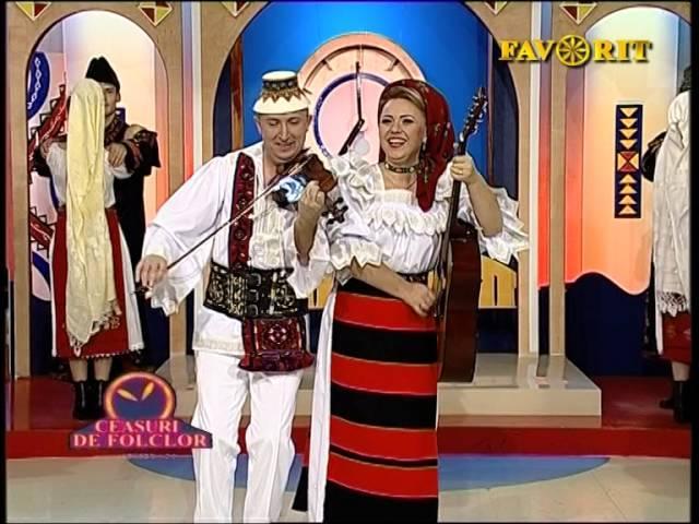 Cornelia şi Lupu Rednic - Mândruţă cu ochi ca mura - VIDEO - E-neatza.ro