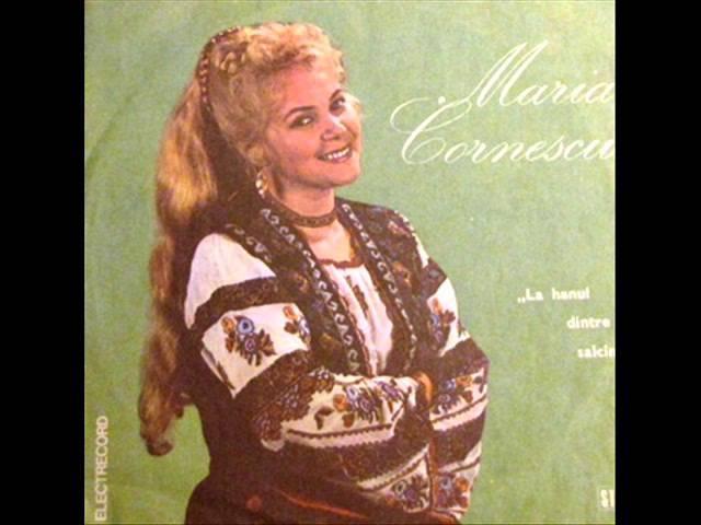 Maria Cornescu - M-a cuprins dorul de mamă