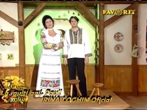 Irina Loghin şi Fuego - La mulţi ani