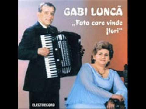 Gabi Lunca - Cu-o damigeană şi un pahar