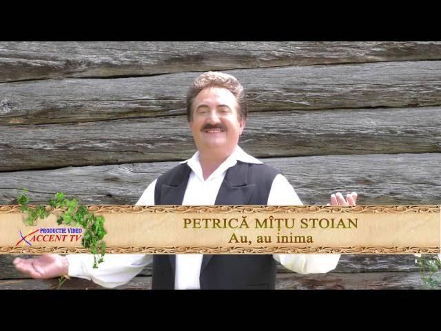 Petrică Mîţu Stoian-Au, au inima