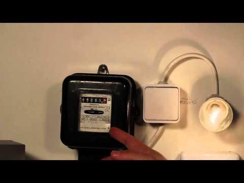 Cum să opreşti contorul electric