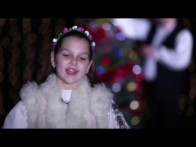 Marius Ciprian Pop şi Antonia - Cântec de Crăciun