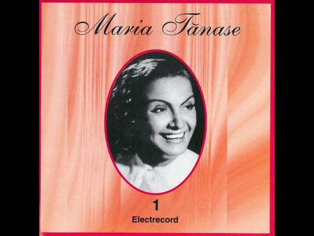 Maria Tănase - Dragi mi-s cântecele mele