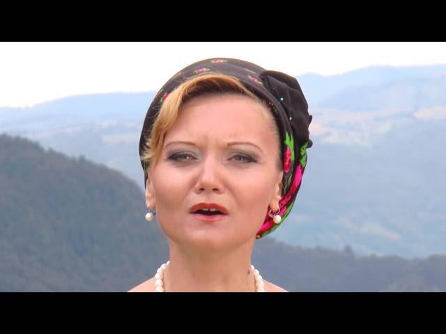 Elena Sima - Vreau să-ţi cânt române, frate.