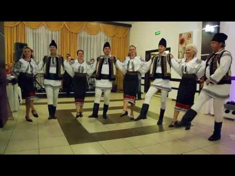 Dans popular din Bucovina - Formaţia EXTREM Grup Suceava