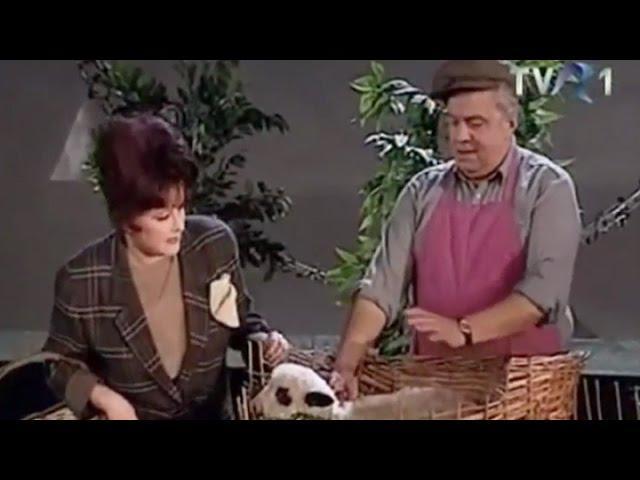 Stela Popescu şi Alexandru Arşinel - Cât dai mielul?