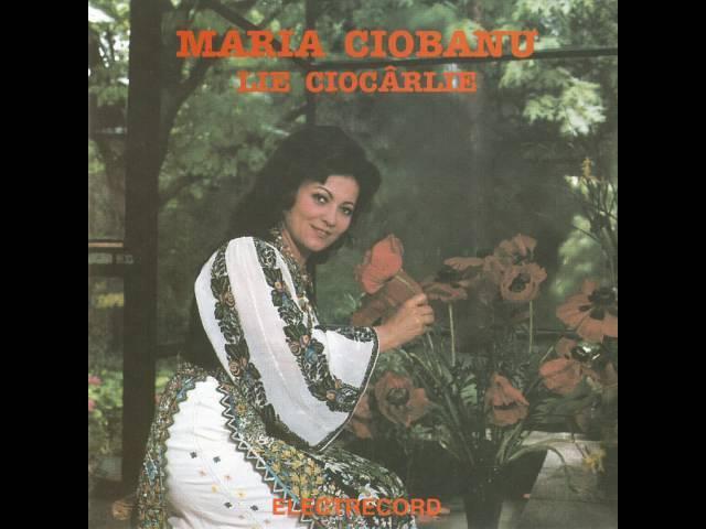 Maria Ciobanu - Ce n-aș da să mai fiu mică