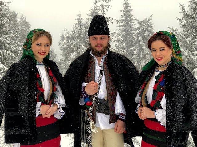 Suzana, Daciana şi Andrei Vlad - Colinda fraţilor