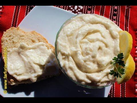 Rețetă salată de icre de hering(video)