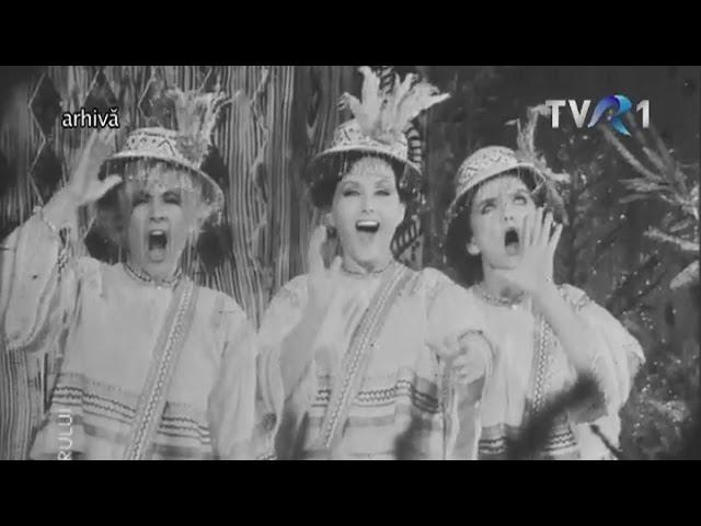 Stela Popescu, Margareta Pâslaru şi Vasilica Tastaman - Moaţele (1972)