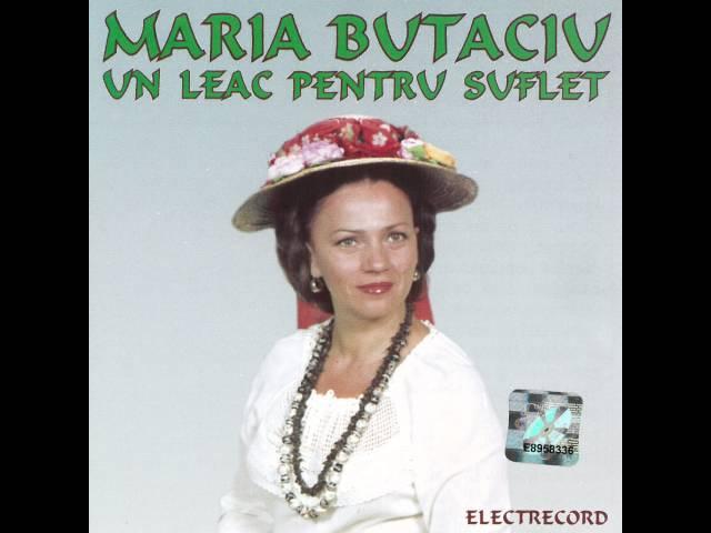 M-am suit în dealul Clujului - Maria Butaciu
