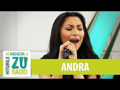 ANDRA - Tribut pentru Laura Stoica, Mălina Olinescu şi Mădălina Manole (Live la Radio ZU)