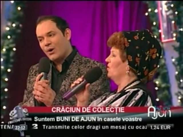 """RAOUL in duet cu VETA BIRIS """" LA CASA DE OM BOGAT """" www.raoulromania.ro"""
