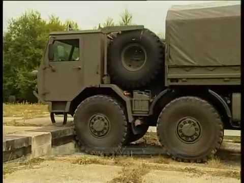 Autovehiculul militar TATRA T815-7