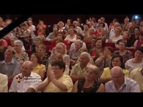 În memoriam lui Aurelian Preda (ultimul spectacol)