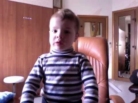 Cezar Stratan - Tatal nostru (rugaciune la 2 ani)