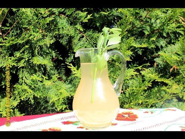 Rețetă borș de casă cu tărâțe și mălai(video)