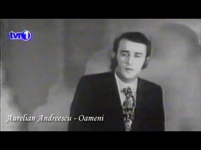 Aurelian Andreescu - Oameni