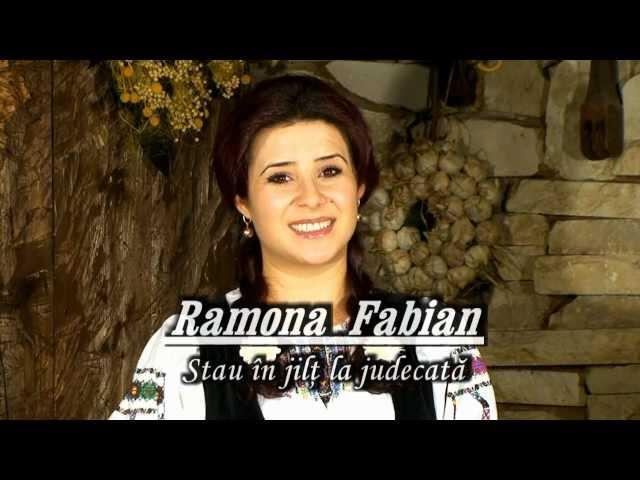 Ramona Fabian - Stau în jilț la judecată