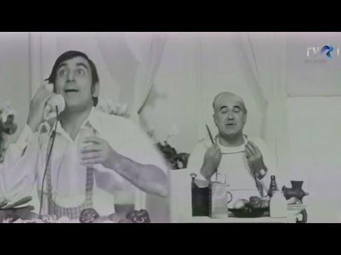 Dem Rădulescu și Jean Constantin - În bucătărie