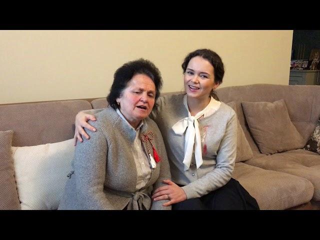 Angelica Flutur - Mamă, mamă, ce-ai crezut? (preluat de la  Irina Loghin)