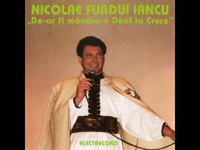 Cui nu-i place dragostea - Nicolae Furdui Iancu