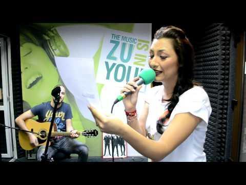 Andra - Doamne, ocroteşte-i pe români (Live la Radio ZU)