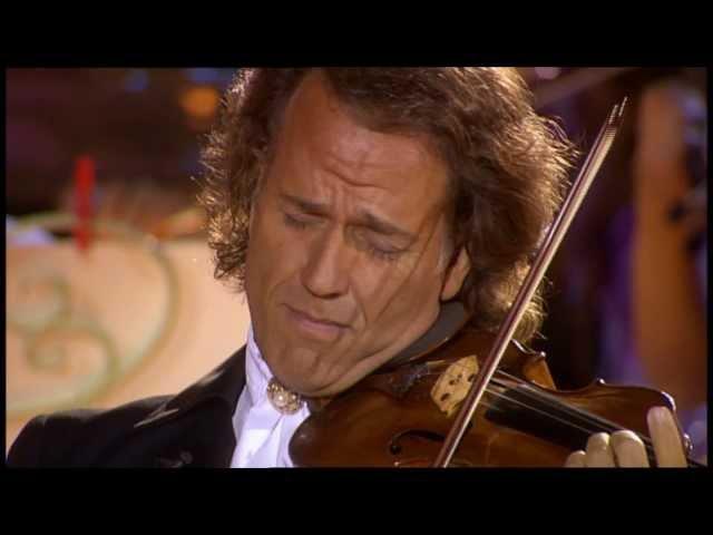 André Rieu a interpretat LIVE celebră melodie a mafioţilor din Corleone (Italia)