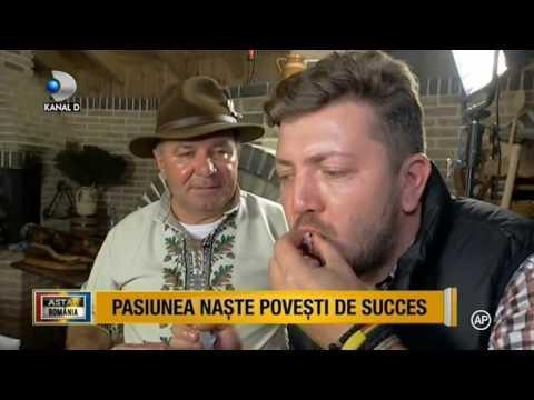 Afumaturi şi fripturi măcelăreşti, la Baciu, în Bucovina