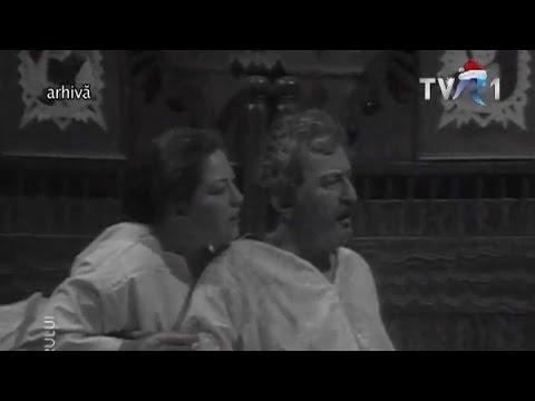 Amza Pellea, Draga Olteanu-Matei, Dem Rădulescu şi Ştefan Tapalagă - Răvaşul misterios
