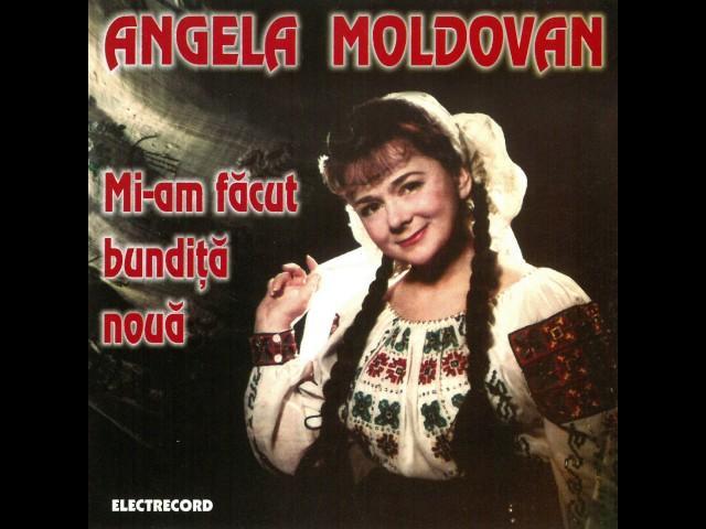 Angela Moldovan - Mi-am făcut bundiță nouă