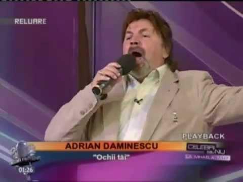 Adrian Daminescu - Ochii tăi