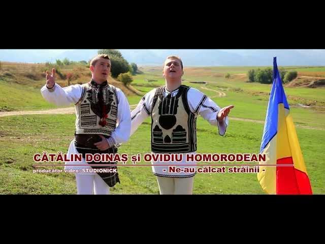 Cătălin Doinaș și Ovidiu Homorodean - Ne-au călcat străinii