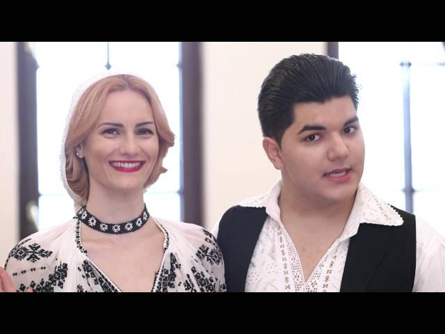 Delia Barbu şi Marian Medregoniu – Deocheată mândră-mi luai